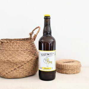 bière blonde artisanale 75cl
