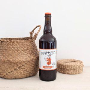 bière rousse artisanale 75cl