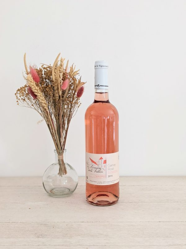 vin gamay rosé